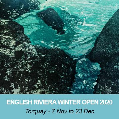 <i>See my work at the</i><BR>ENGLISH RIVIERA WINTER OPEN