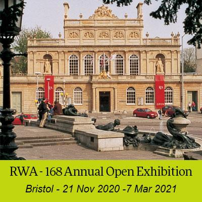 <i>See my work at the</i><BR>186 RWA OPEN EXHIBITION